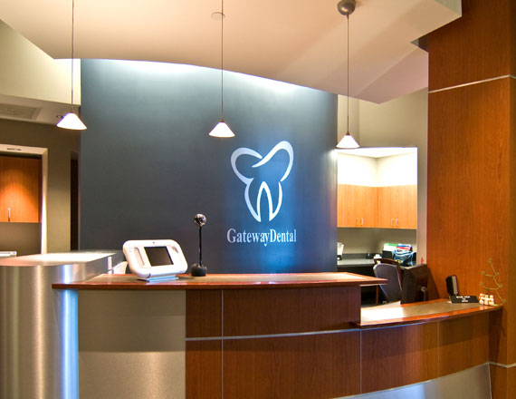 Gateway Dentistry Interior Design