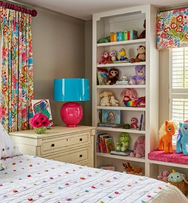 Dilworth Children's Bedroom, Charlotte, NC